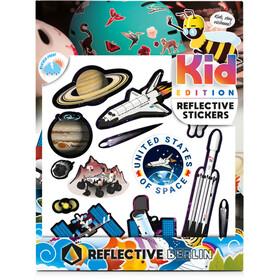 REFLECTIVE BERLIN K.I.D. Reflective Sticker space